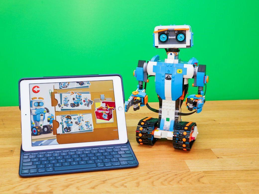 LegoBoost-Nowość wKreaTech