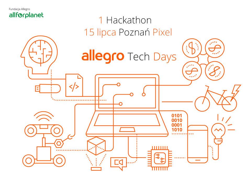 Nasza współpraca z Allegro TechDays
