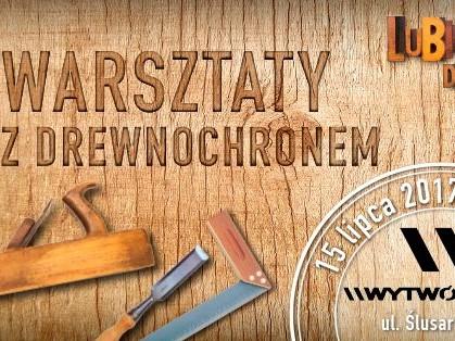 Warsztaty KreaTech z Drewnochronem