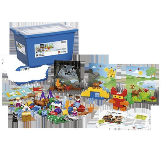 Lego Duplo -wersja edukacyjna