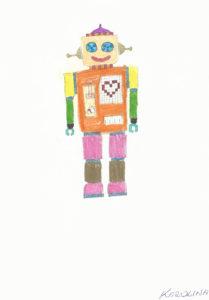 robot karoliny